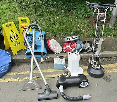 eforcer carpet cleaning machine