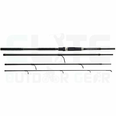 NGT Dynamic Travel Spin - 8ft 2.4m 4pc 10-40g Carbon Fishing Spinning Rod Coarse