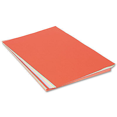 Pacon Assorted Colors Tagboard 36 x 24 Blue/Canary/Green/Orange/Pink 100/Pack