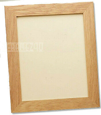 OAK WOOD EFFECT PHOTO FRAME PICTURE FRAME POSTER SIZE FRAMES All SIZES AVAILABLE
