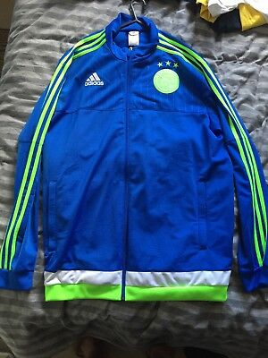 Ajax Tracksuit Jacket Men's XL