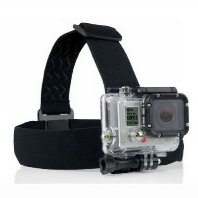 Adjustable Elastic Head Belt Strap Mount Headband For GoPro HD Hero 1 2 3 3+ 4