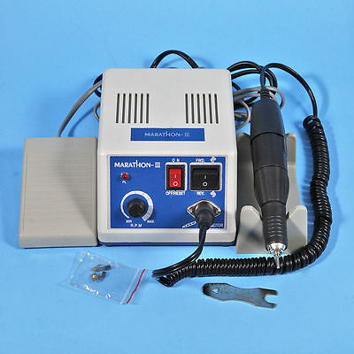 Dental Lab Marathon Electric Micromotor Polishing Unit N3+ 35K RPM Handpiece