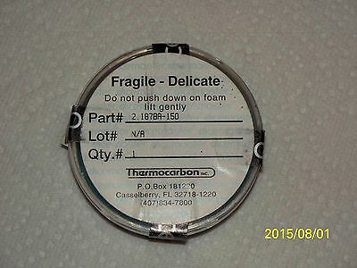 Thermocarbon, Dicing Saw Blade Flange, 2.187BA-150