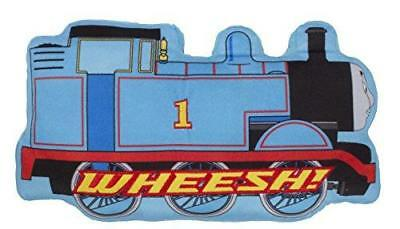 New Thomas & Friends Wheesh Embroidered Shaped Cushion