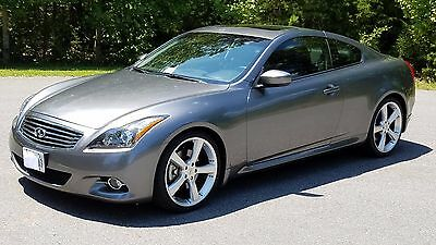 2011 Infiniti G37  2011 Infiniti G37 Coupe, 29000 miles, one owner, SHOWROOM CONDITION