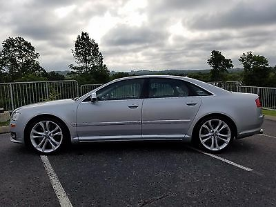 2008 Audi S8  2008 Audi S8 with Milltek Exhaust and recent full engine replacement