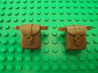 LEGO x 200 Pearl Gold Minifig Utensil Coin Type 2 with 10 Mark NEW bulk lot