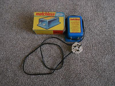 Matchless 10 Volt Power Pack Transformer in Original Box