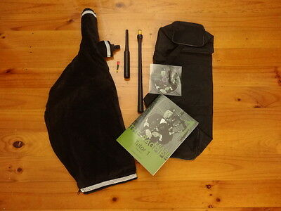 Bagpipe Learners Package- Long practice chanter, Goose, CD-rom and Tutor Book