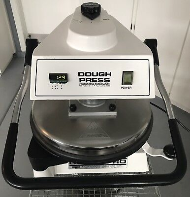 DOUGHPRO Dough Press DP1100 Dough Flattner / Tortilla Flattener / Tortilla Maker
