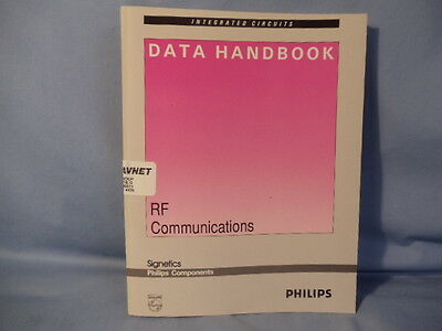 PHILIPS RF Communications HandBook Book 1991 - 625 Pages