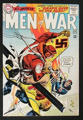 All American Men of War #108 (1965) DC Johnny Cloud High Grade VF to VF/NM CA205