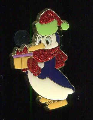 2010 Tokyo Christmas Holiday Pablo the Cold Blooded Penguin Disney Pin 82054