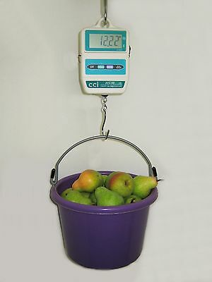 CCi Digital Hanging Scale 30 lb, Legal for Trade