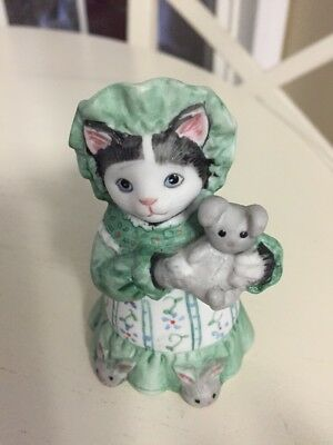 """Kitty Cucumber, Ellie """"Ready For Bed"""", 1987, 3.5"""", Schmid"""