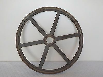 Wood's 2 Groove V Belt Pulley 18.0 X 2A