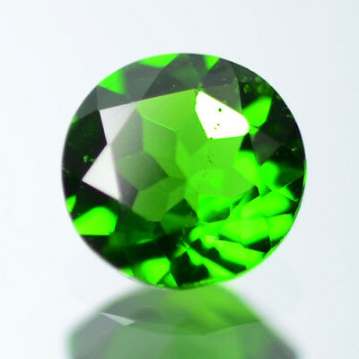 1.24 Tremendous Green Spark Best In auction Natural Chrome Diopside