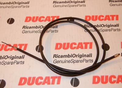 Ducati 750 860 900 NOS lower throttle cable 2.25 wire C