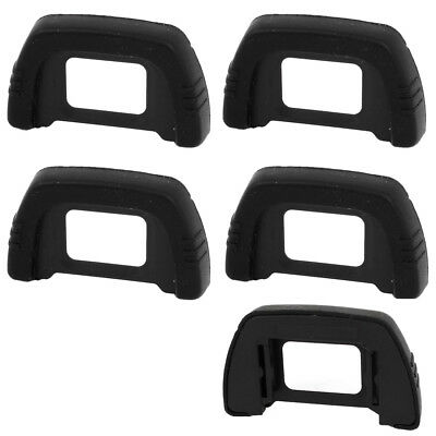 5 pieces DK-21 Viewfinder Eyepiece for Camera Eye for Nikon D7000 Digital S I2V5