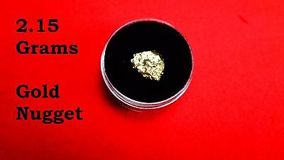 W-622 Gold Nugget 2.15  Grams