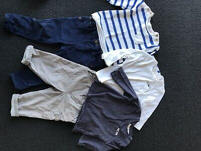 Zara Baby Boy 6-12m Bundle X5 Items