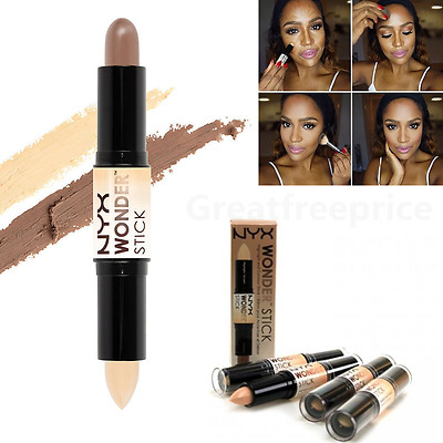 NY Wonder Stick Double-ended 2 in1 Contour Stick Shade Highlighter Light Nature