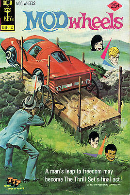 MOD CAR COMIC- Collector's MOd Car, number14 - 1974