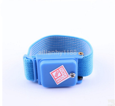 New Cordless Wireless Anti-Static ESD Discharge Cable Wrist Band AU
