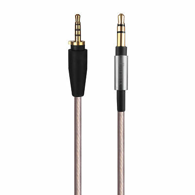 Upgrade Silver Audio Cable  Replacement  For Sennheiser Urbanite XL On/Over Ear