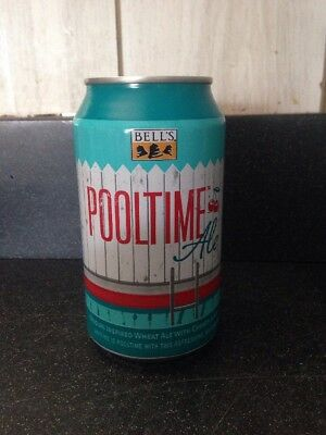 New Bells Pooltime Ale  Craft Beer Can