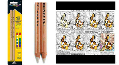 Colorless Blender Pencil Pack of 2 Pictures Blending Streaks Edges Smoother