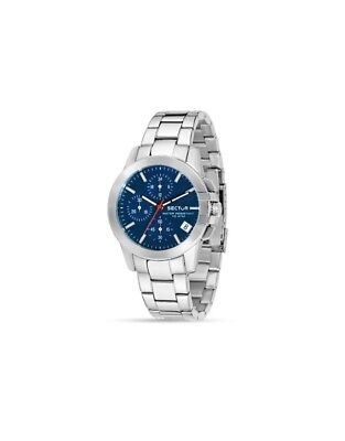 Orologio SECTOR 480 Chronograph Stainless Steel  - R3273797503