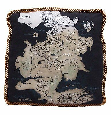 Game of Thrones North Westeros Throw Pillow