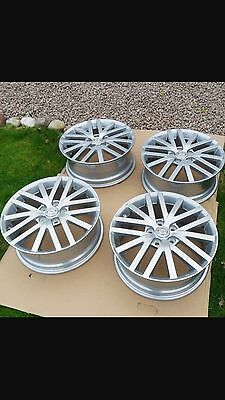 Mazda Mps 18 Inch Alloys Wheels Very Good Condition