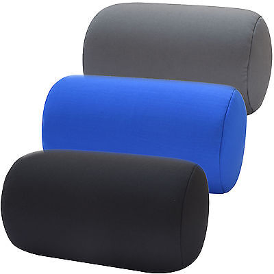 Soft Micro Beads Bed Roll Cushion Neck Head Leg Back Support Light Travel Pillow