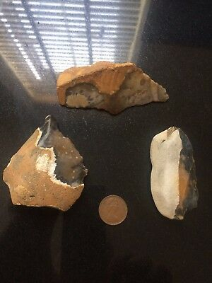 Upper Palaeolithic Flint Tools