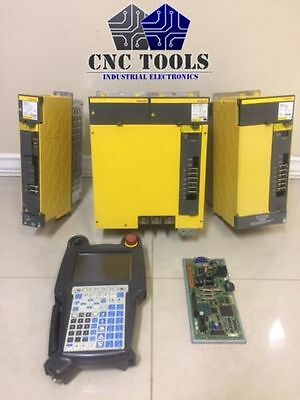 Fanuc A06B-6121-H030 #H550 Spindle Drive **NEW, REFURBISHED, USED or REPAIR**