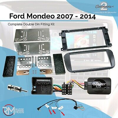 Connects2 CTKFD53 Ford Mondeo 2007 - 2014 Complete Double Din Fitting Kit