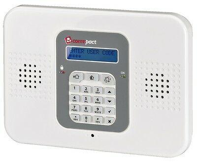 Infinite Commpact Control Panel Wireless Alarm