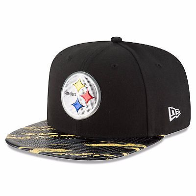 Adults O/S Pittsburgh Steelers Thursday Night New Era Original Fit 9FIFTY M93