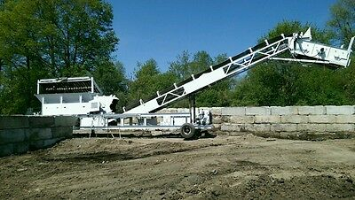Butler Ambassador Dirt Rock Screening Plant MPN 1