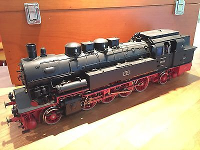 Wunder 1 Gauge Steam Locomotive BR 93 Rarity New for Kiss and KM1