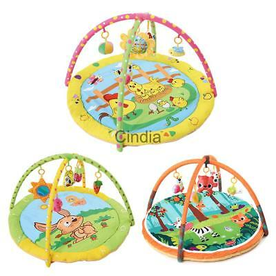 Baby Cotton Playmat Game Tapet Educational Crawling Mat Play Gym For 0-1 Year