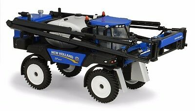 New Holland Sp.365F Guardian Front Boom Sprayer Diecast Scale 1/64 New