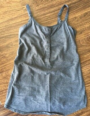 Maternity Nursing Top By Gillian & O'Malley Size S