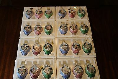 Precious Moments Precious Blessings Ornaments 24 Lot Bradford Exchange Editions