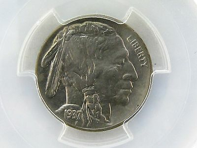 1937 Buffalo Nickel PCGS MS64