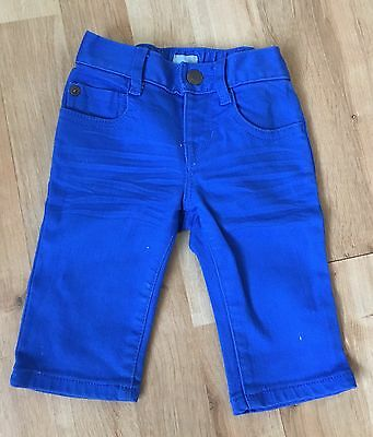 Baby Gap - Blue Trousers - 3-6 Months