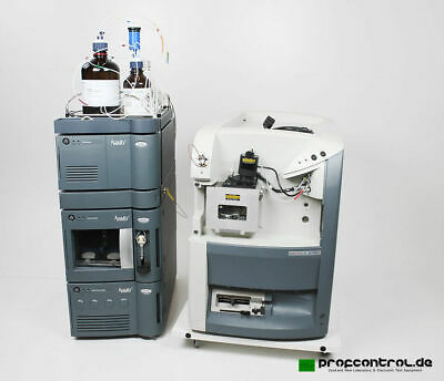 Waters Quattro Premier XE LC/MS/MS + Acquity UPLC System Mass Spectrometer 2015